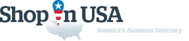 ShopInUSA. Business directory of USA - logo